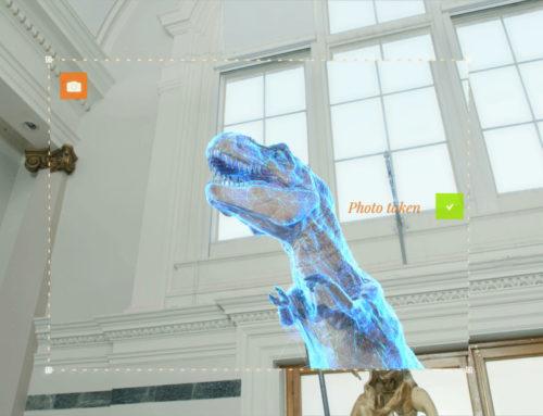 184k Views For AR Dinosaur